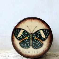 BEAUTIFUL Butterfly Large Box